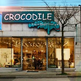 Crocodile Baby Store, Vancouver B.C.