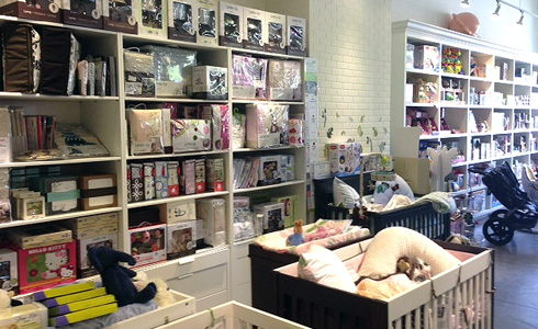 Lusso Baby Store, Vancouver B.C.