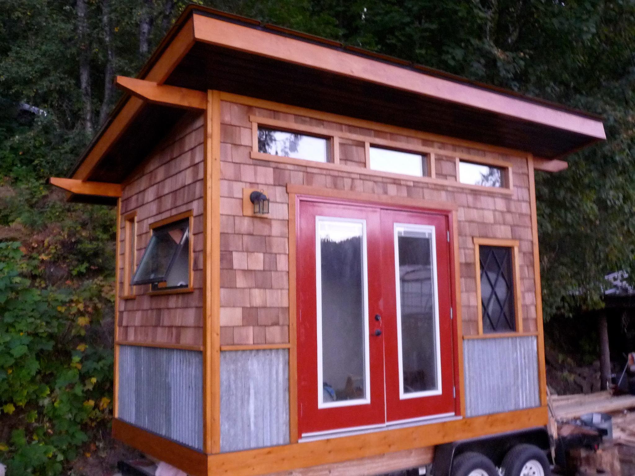 Photo: British Columbia, Canada based, Nelson Tiny Houses