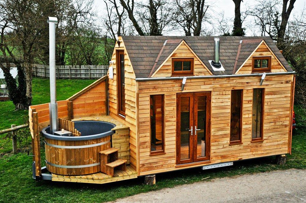 Photo: Tiny Wood Homes