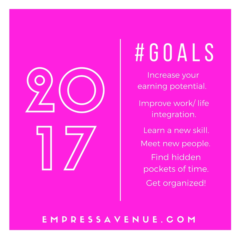 empress avenue pink pearl pr new years resolutions 2017