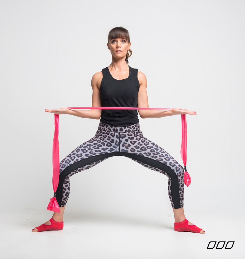 Renee Scott - Founder of Barre Attack - Lorna Jane Canada - Pink Pearl PR