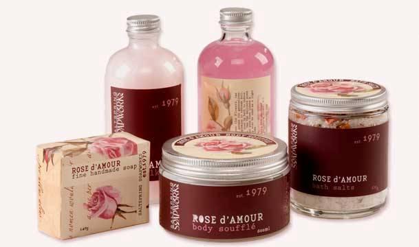 Salt Spring Soapworks, All Natural Skin Care Products